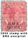 BMA stamp