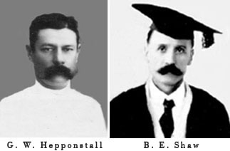 Hepponstall and Shaw