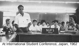 Student Conference 1962
