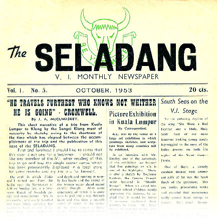 The First Seladang