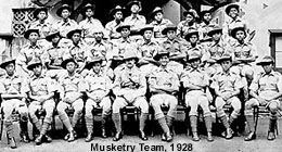 Musketry 1928