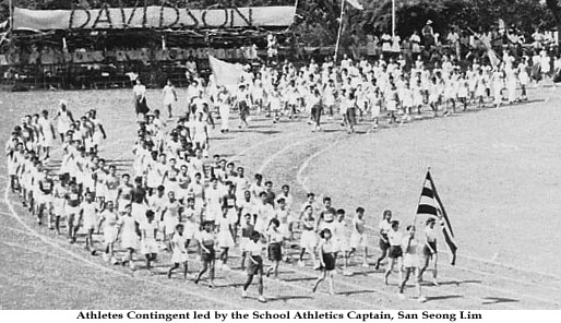 Marchpast 1956