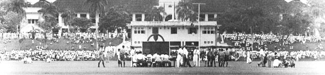 1950 Sports Day Panorama